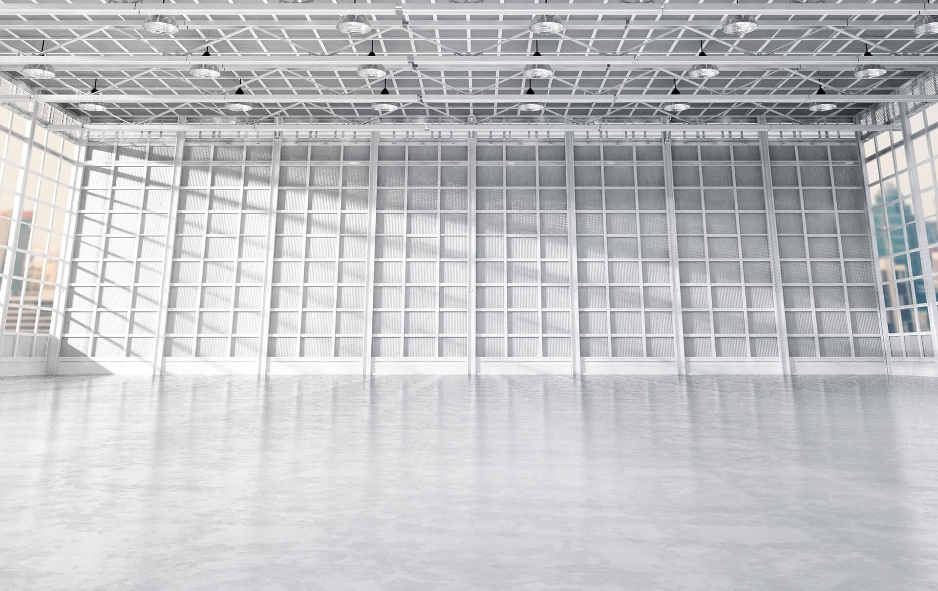 Northwest concrete floor cleaning services company sound for Concrete floor maintenance