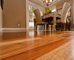 Residential Wood Floor Cleaning and Sealing